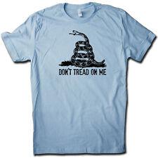 DON'T TREAD ON ME T-Shirt - SuperSoft Gadsden Flag + Metallica Black Album Tee