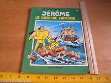 JEROME Vandersteen French comic 1969 Le Vaisseau Fantome #27