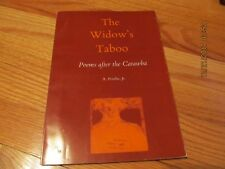 1977 THE WIDOW'S TABOO- A POULIN JR Mushinsha TOKYO JAPAN SC/IL