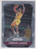 2015-16  LeBron James Panini Prizm NBA Basketball Card #125 - Los Angeles Lakers