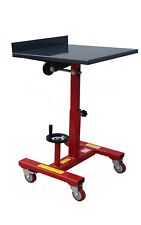 Pake Handling Tools - Tilting Work Table, 300 lbs Capacity