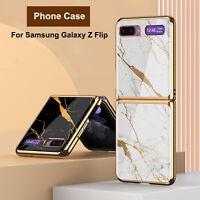 Funda protectora de lujo para teléfono móvil Moda para Samsung Galaxy Z Flip HYA