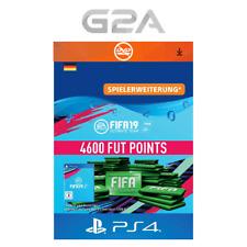 FIFA 19 Ultimate Team - 4600 FUT Points [PS4] Playstation Network PSN Code DE