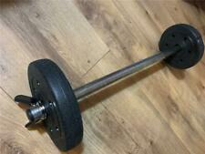 "Total Gym 24"" Weight Bar with 2.5 kilos of Weights + Clips"