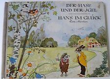Fritz Baumgarten, la liebre y el erizo, libros infantiles, biderbücher,