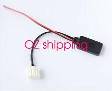Bluetooth AUX Input music stream Audio Adaptor for Mazda 2 3 5 6 cx7 Rx8 BT-50