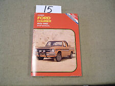 Clymers Ford Courier A172 service manual ( In hand ships today Free )