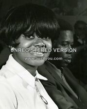 "Carla Thomas and Eddie Floyd 10"" x 8"" PhotograpH"