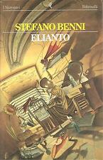 ELIANTO-Stefano Benni-FELTRINELLI (1996)