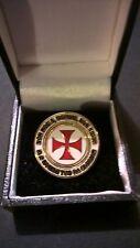 Knights Templar lapel pin, NnDnn, Latin Logo,enamel badges, tie, KT, NND,