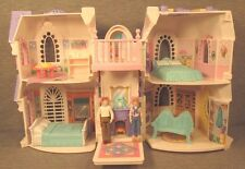 MATTEL, Fisher Price, Sweet Streets,VICTORIAN HOME, 2003, w/ Furniture & Figures