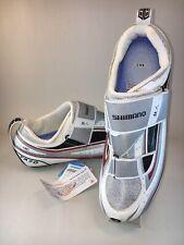 Shimano Custom Fit SH-TR70 Elite Triathlon Shoe 44.5 EU 10.2 NWT  0185