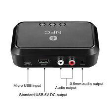 RCA 3.5mm altavoz NFC Bluetooth Inalámbrico Estéreo Audio Música Receptor