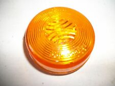 """NOS Signal Stat 1030 Amber Marker Clearance Lamp Light 2"""""""