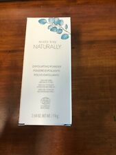 Mary Kay Naturally Exfoliating Powder New in Box and FREE SHIPPING