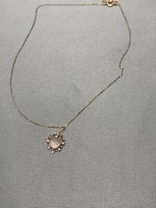 Samantha Tiara Disney Minnie Mouse Necklace