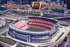 FirstEnergy Stadium Cleveland Ohio, Home of NFL Football Team Browns -- Postcard