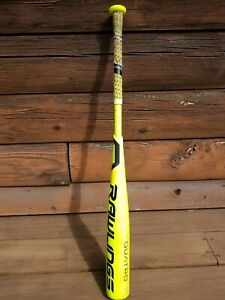 Rawlings QUATRO 32-29(-3) BBCOR Bat 2017 BB7Q4 Baseball Glowstick Neon