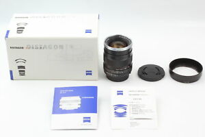 [Unused in Box] Zeiss Distagon T* 35mm f2 ZF.2 Lens for Nikon F Mount From JAPAN
