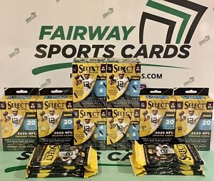 CLEVELAND BROWNS - 2020 SELECT FOOTBALL 16 BOX/CELLO BREAK