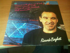 LP RICCARDO BORGHETTI SIAMO NATI DOVE C'E' IL SOLE MN 30.704 EX-/EX+ 1989 LSG