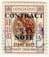 Hong Kong Stamps (Pre-1997)