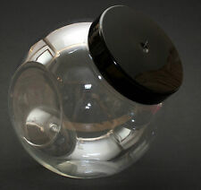 Large Plastic Cookie / Sweet Jar 3200ml  -   Box of 2