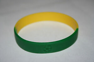 Soccer 'Aussie Oi Oi Oi' wrist band (CHILD)
