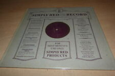"""SIMPLY RED - IF YOU DON'T KNOW ME BY NOW - YZ377TE !!!!RARE VINYL/  10""""/ 25 CM"""