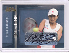 """2007 ACE AUTHENTIC ON THE LINE AKIKO MORIGAMI """"JAPANESE HOTTIE"""" AUTO AUTOGRAPH"""