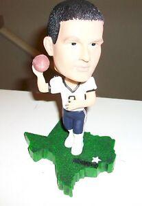 DAVID CARR Texans Bobbing Bobble Head McDonald's White