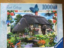 Ravensburger Jigsaw 1000 River Cottage