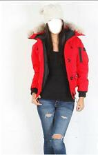 BRAND NEW RED LABEL EDITION HOLOGRAM RED CANADA GOOSE CHILLIWACK SM PARKA JACKET