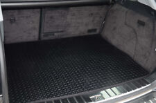 VAUXHALL ZAFIRA TOURER (5 SEATS UP) (2012-ON) TAILORED RUBBER BOOT MAT [3001]