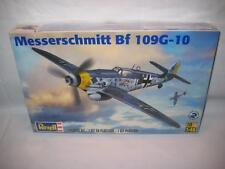 Revell Messerschmitt Bf 109G-10 Plane 1:48 Scale Model Sealed Box #85-5253 NEW