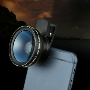 37MM Phone Professional Wide Angle Polarizer Circular Durable With Clip LenSERI