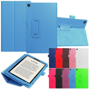 Fire Tabet All-New Cover Magnetic Leather Stand Case For Kindle Fire7 HD 8 HD 10