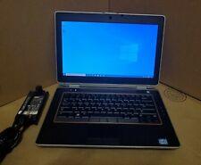 Dell Latitude E6420 Laptop, Intel Core i7-2620M,2.7GHz 4GB,120GB SSD, Win 10 Pro