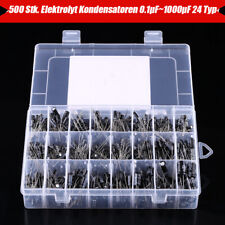 15 Wert 300Pcs High Voltage keramisch Kondensatoren Sortiment sortiert Kit Box