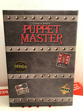 Puppet Master (Blu-ray) NEW OOP Toulon Model Trunk Collector's Box Set HAND #'d