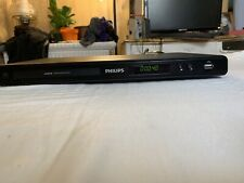 Philips DVP3560 DVD Player with 1080p HDMI Upscaling & Multimedia DiX - Black