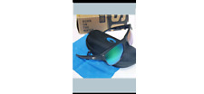 new COSTA PAWLEYS polarized sunglasses BLACK/GREEN MIRROR 580p 580 p del mar