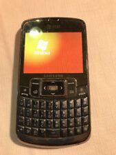 Samsung Jack - Black AT&T cell phone Windows smartphone