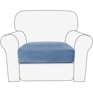 Corner Slipcovers Elastic Sofa Seat Pillow Cushion Covers Chaise Longue Couch