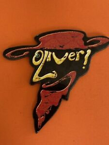 Souvenir Fridge Magnet - Oliver The Musical