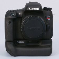 Canon EOS Rebel T6s / EOS 760D 24.2MP Digital SLR Camera With Battery grip