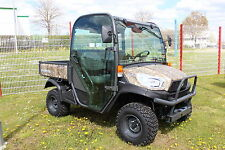 Kubota RTV X 900 mit Kabine Traktor