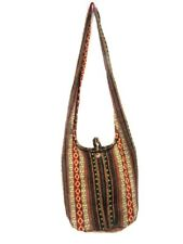 f 6 CROSSBODY BAG M MEN BOHO ADVENTURE SLING YAAM NAGA HMONG TRIBAL UNIQUE THAI