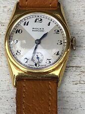 Vintage Rolex Marconi Wrist Watch