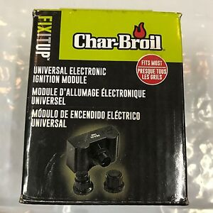 NEW Char-Broil Universal Electronic Ignition Module